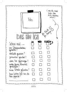 Seite 86 - Steckbrief - Kinderfreunde Freundschaftsbuch
